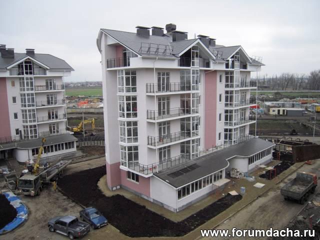 Таунхаусы Краснодар