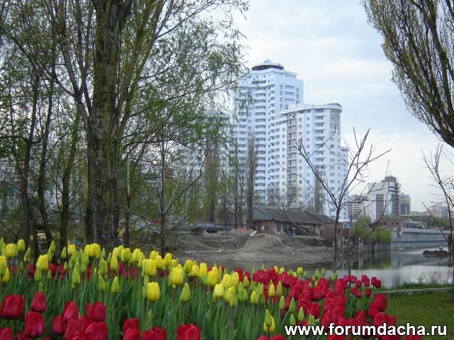ЖК Бригантина, ул. Кубано-Набережная