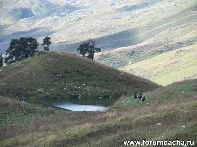 Главный Кавказский хребет (Кавказский биосферный заповедник)