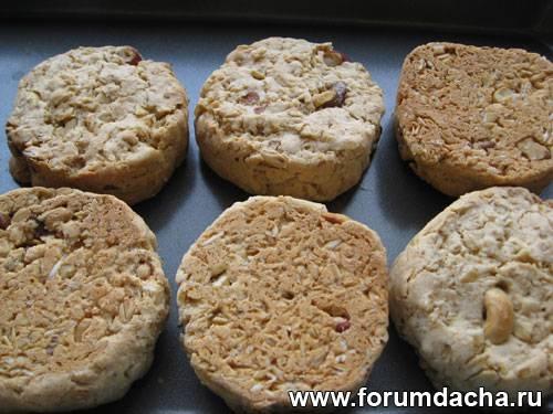 Овсяное печенье, Овсяное печенье рецепт