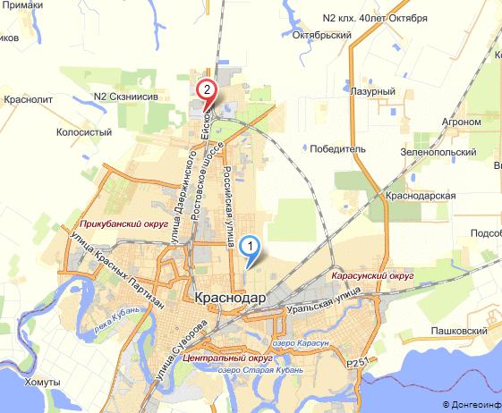 Районы краснодара где лучше приобрести квартиру отзывы