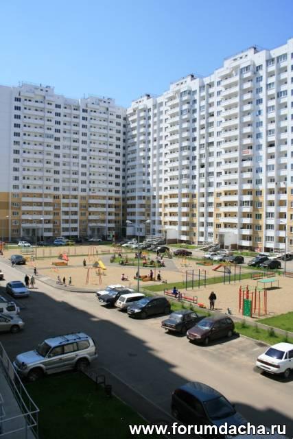 МКР Московский. Краснодар.