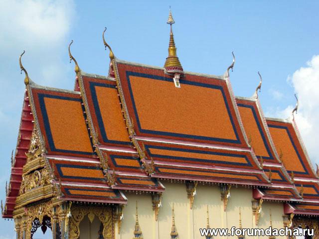 Буддийский храм, Буддийские храмы