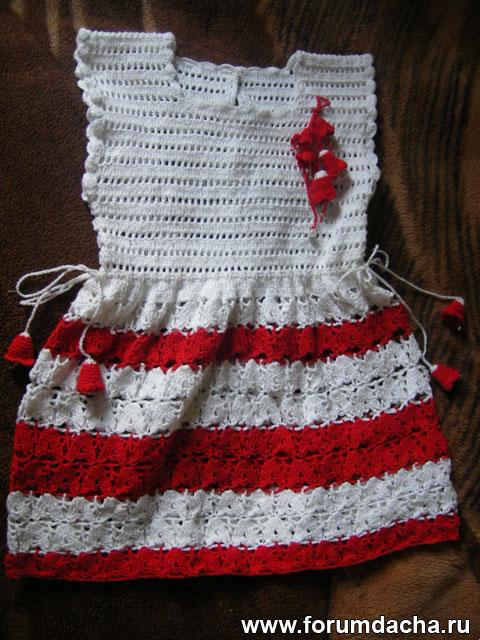 платье вязанное, вязанное платье