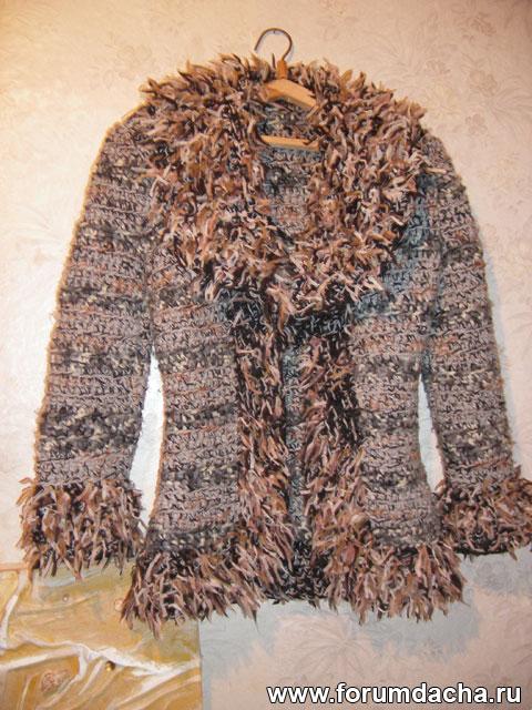 вязанное пальто, пальто вязанное крючком, пальто связанное, связанное пальто
