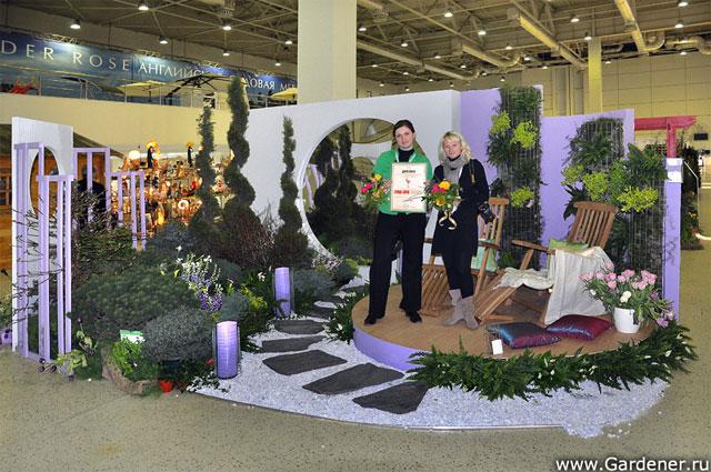 Выставка ландшафтного дизайна в москве 2017