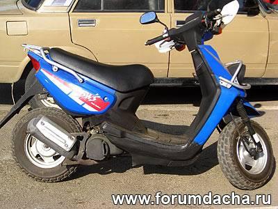 скутер Yamaha BWS 50сс