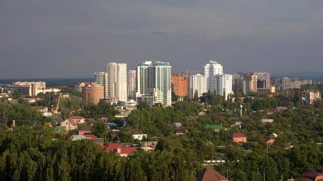 ЖК Адмирал, Краснодар.