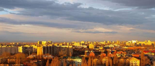Жёлтый Краснодар