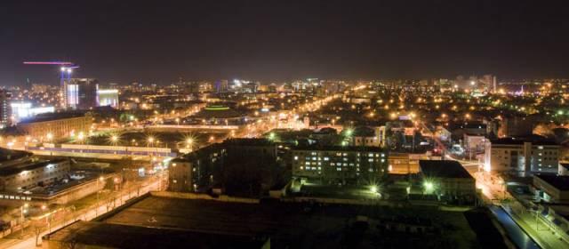 Центр ночного Краснодара