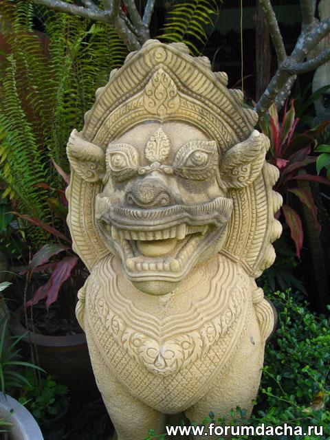 Тайский сад